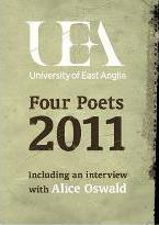 Four Poets: UEA Poetry 2011
