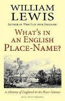 What's in an English Place-name?