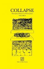 Collapse: Philosophical Research and Development 2012: Speculative Realism Volume II