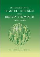 The Howard and Moore Complete Checklist of the Birds of the World: Passerines Volume 2