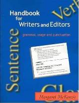 Handbook for Writers and Editors