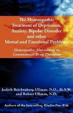The Homeopathic Treatment of Depression, Anxiety, Bipolar and Other Mental and Emotional Problems