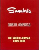 Sanabria North America Airmail Catalogue