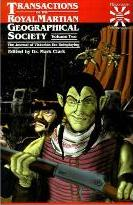 Transactions of the Royal Martian Geographical Society, Volume 2