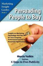 Persuading People to Buy
