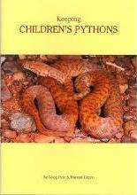 Keeping Children's Pythons