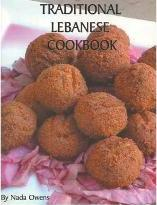 Traditional Lebanese Cookbook