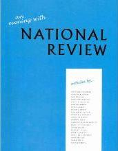 An Evening with National Review