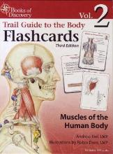 Trail Guide to the Body Flashcards Volume 2