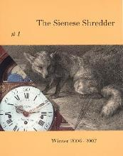 The Sienese Shredder: Issue 1