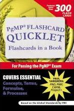 PgMP Flashcard Quicklet