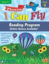 I Can Read - Book B, Orton-Gillingham Based Reading Lessons for Young Students Who Struggle with Reading and May Have Dyslexia