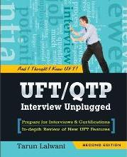 Uft/Qtp Interview Unplugged