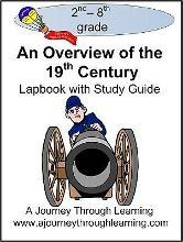 An Overview of the 19th Century Lapbook with Study Guide