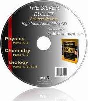The Silver Bullet Audio MCAT & GAMSAT Science Review MP3