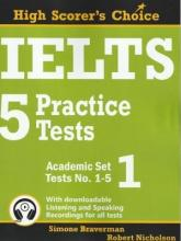 IELTS 5 Practice Tests, Academic