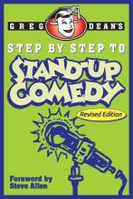 Step by Step to Stand-Up Comedy - Revised Edition