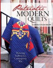 Patriotic Modern Quilts USA