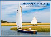 Wooden Boats Note Cards