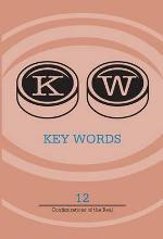 Key Words: a Journal of Cultural Materialism 2014