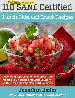 118 Calorie Myth and Sane Certified Lunch, Side, and Snack Recipes