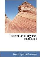 Letters from Nigeria, 1899-1900