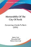 Memorabilia Of The City Of Perth