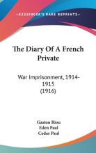 The Diary of a French Private