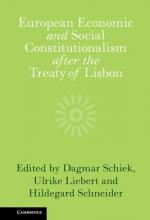 European Economic and Social Constitutionalism after the Treaty of Lisbon