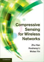 Compressive Sensing for Wireless Networks