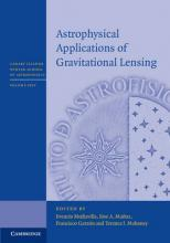 Canary Islands Winter School of Astrophysics: Astrophysical Applications of Gravitational Lensing