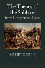 The Theory of the Sublime from Longinus to Kant