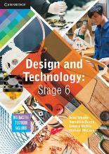 Design and Technology Stage 6 Pack (Textbook and Interactive Textbook)