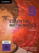 Essential Mathematics for the Australian Curriculum Year 9 2ed Print Bundle (Textbook and Hotmaths)