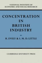 Concentration in British Industry