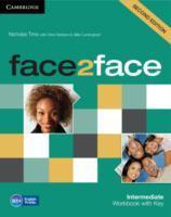 face2face Intermediate Workbook with Key