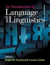 An Introduction to Language and Linguistics