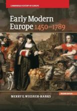 Cambridge History of Europe: Early Modern Europe, 1450-1789