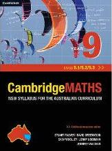 Cambridge Mathematics NSW Syllabus for the Australian Curriculum Year 9 5.1, 5.2 and 5.3