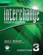 Interchange Level 3 Student's Book with Self-Study DVD-ROM