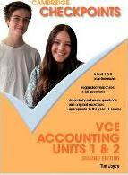 Cambridge Checkpoints VCE Accounting Units 1&2