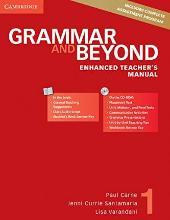 Grammar and Beyond Level 1 Enhanced Teacher's Manual with CD-ROM: 1