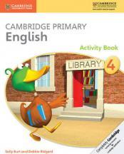 Cambridge Primary English: Cambridge Primary English Stage 4 Activity Book