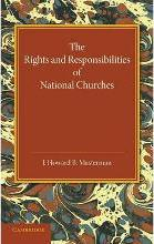 The Rights and Responsibilities of National Churches