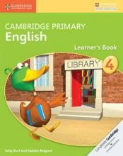 Cambridge Primary English: Cambridge Primary English Stage 4 Learner's Book