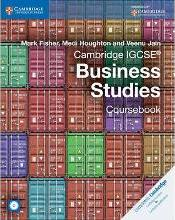 Cambridge IGCSE Business Studies Coursebook with CD-ROM