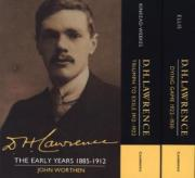 The Cambridge Biography of D. H. Lawrence 3 Volume Set