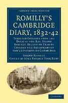 Romilly's Cambridge Diary, 1832-42