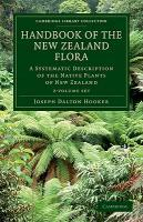Handbook of the New Zealand Flora 2 Volume Set