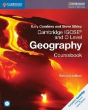 Cambridge IGCSE (R) and O Level Geography Coursebook with CD-ROM